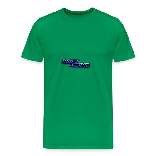 NIVEK Gaming Logo - Men's Premium T-Shirt