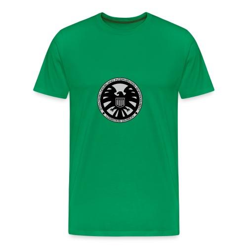 agents of shield - Men's Premium T-Shirt