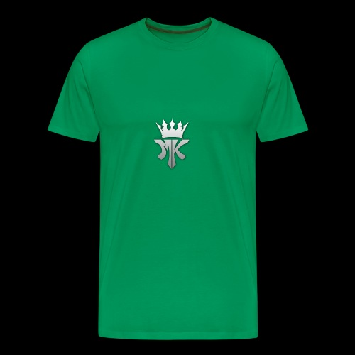 MK orignal logo gray - Men's Premium T-Shirt
