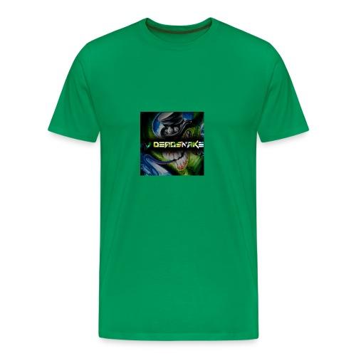 DJDEADSNAKE one of a kind sweatshirt - Men's Premium T-Shirt