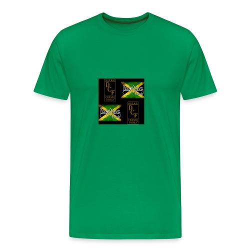 DreamChaser Family both logos - Men's Premium T-Shirt