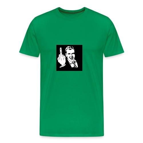 fuck yeah - Men's Premium T-Shirt