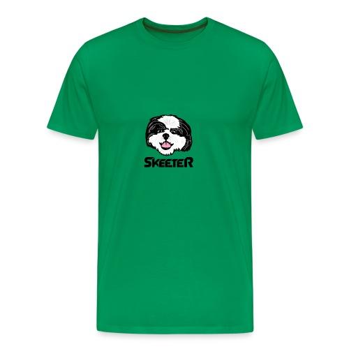 Skeeter Super Hero - Men's Premium T-Shirt