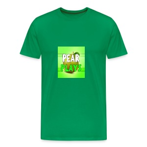 Phone Case Pear Plays Logo - Men's Premium T-Shirt