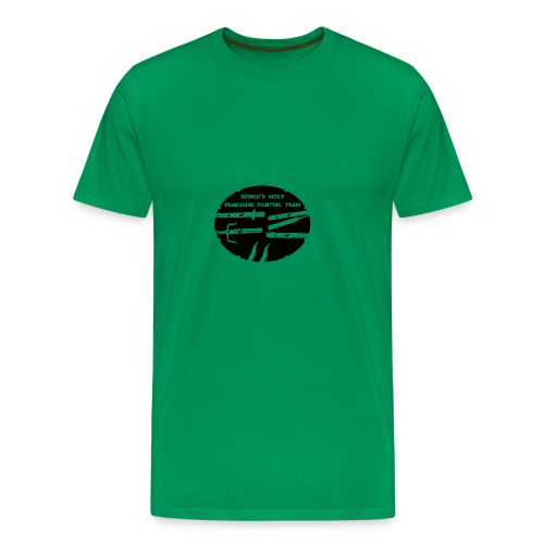 World Most Fearsome Fighting Team! - Men's Premium T-Shirt