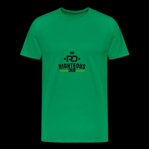 Righteous Dub Logo - Men's Premium T-Shirt