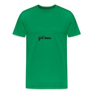 Girl Boss Merch - Men's Premium T-Shirt