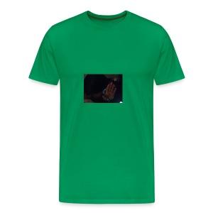 Out my face - Men's Premium T-Shirt