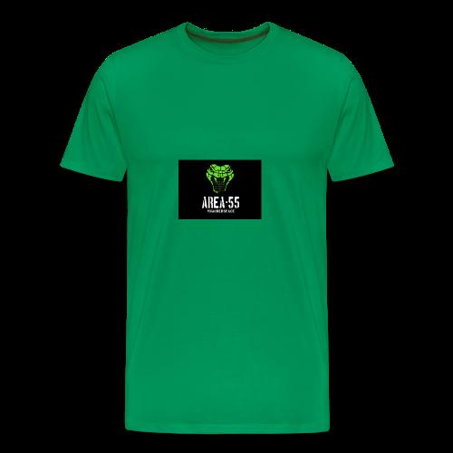 final_Area55_vertical1 - Men's Premium T-Shirt