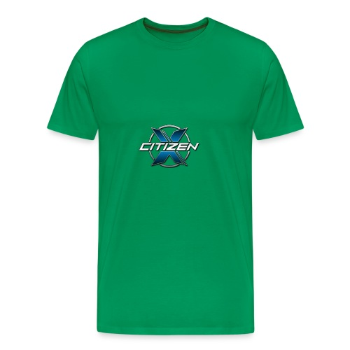 CitizenX Team Logo - Men's Premium T-Shirt