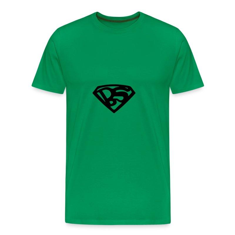 Bullshit Man - BLACK LOGO - Men's Premium T-Shirt