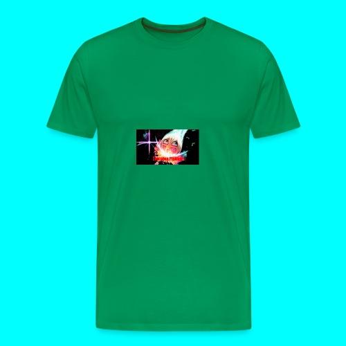 Cool banner - Men's Premium T-Shirt