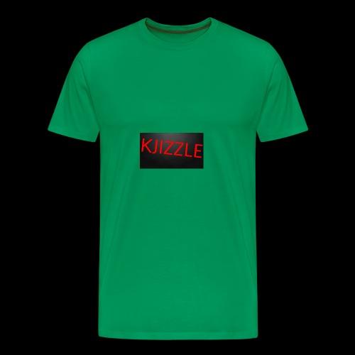 KJIZZLE - Men's Premium T-Shirt