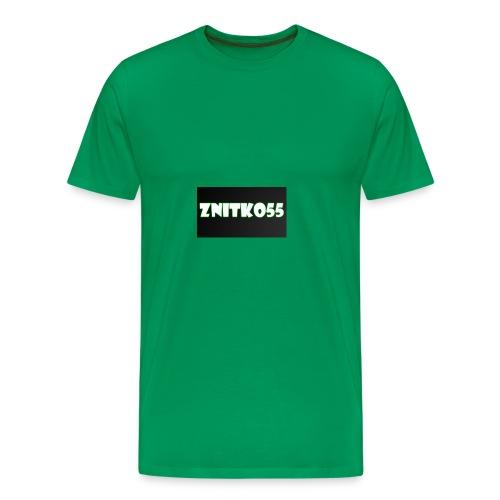 MAJCA ZNITKO553 - Men's Premium T-Shirt