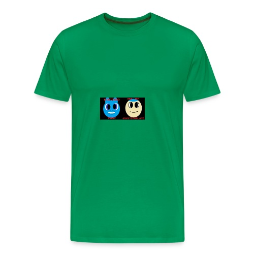 JSP and Nintendo Pony - Men's Premium T-Shirt