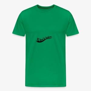 Stand Up Paddling - Wave Man - Men's Premium T-Shirt