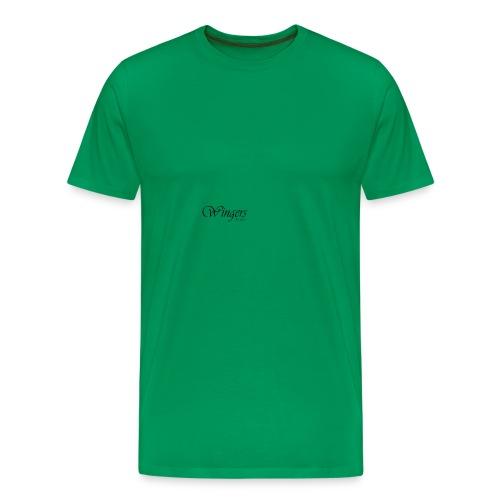 Wingers_4 - Men's Premium T-Shirt