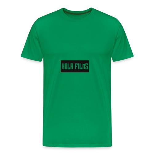 HolaFilmsDesigns - Men's Premium T-Shirt