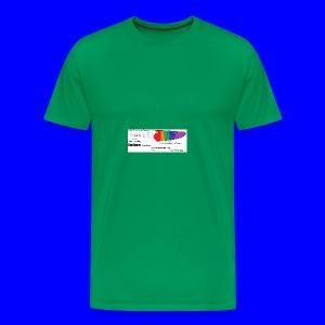 JBC logo history - Men's Premium T-Shirt