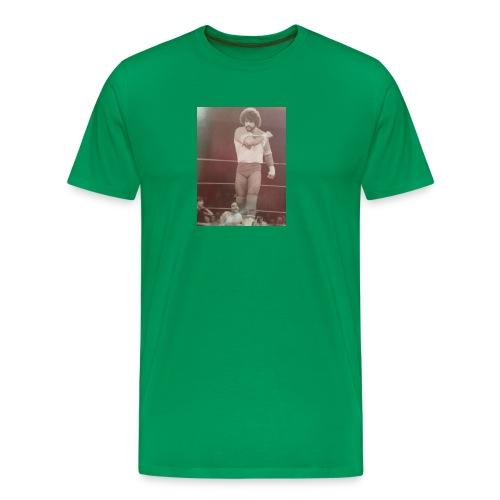 Billy Jack Portland Wrestling - Men's Premium T-Shirt