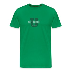Shame On You Series by Teresa Mummert - Men's Premium T-Shirt