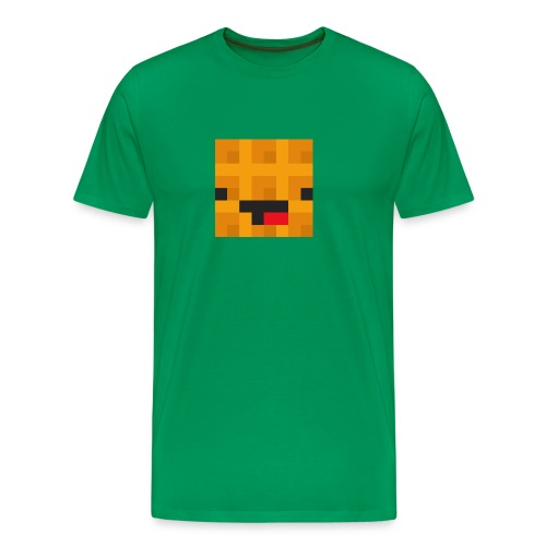Nuclear Waffle Gen.1 - Men's Premium T-Shirt