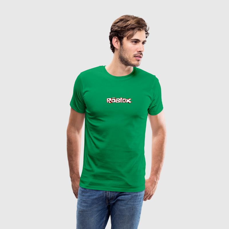 Roblox Logo - Men's Premium T-Shirt