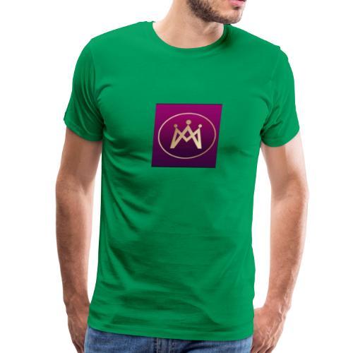 230crazy Logo - Men's Premium T-Shirt