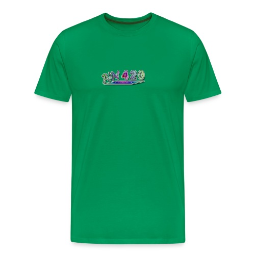 wn420 TwISTED #1 - Men's Premium T-Shirt