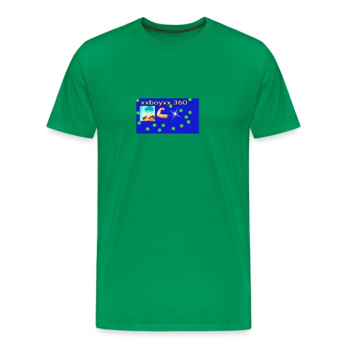xxboyxx 360 YouTube channel - Men's Premium T-Shirt