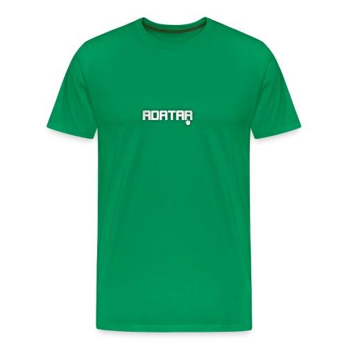 Adatar name shirt - Men's Premium T-Shirt