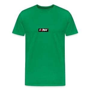 kxrge - Men's Premium T-Shirt