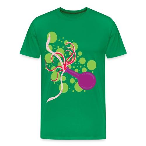 Monster in a Bottle - Men's Premium T-Shirt
