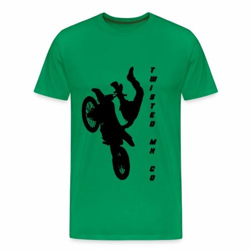 twisted bike - Men's Premium T-Shirt