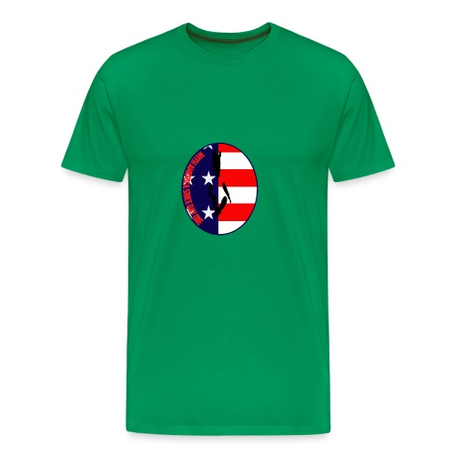 With America Since Day One - Men's Premium T-Shirt