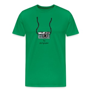 The photographer - Men's Premium T-Shirt