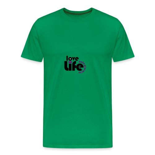 Love Life - Men's Premium T-Shirt