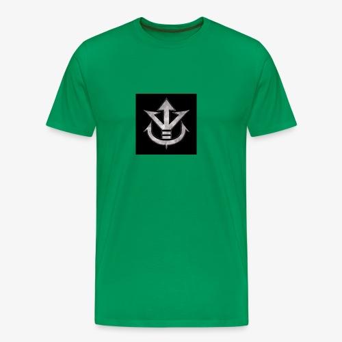 Saiyan crest - Men's Premium T-Shirt