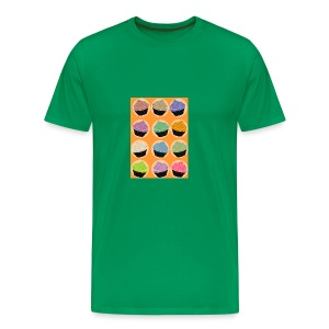 Cupcake TIme - Men's Premium T-Shirt