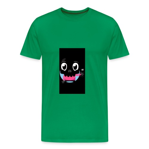 hi emo (Facebook collection) - Men's Premium T-Shirt