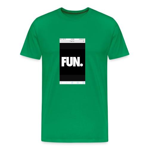 To fun - Men's Premium T-Shirt