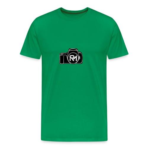 Raven Media - Men's Premium T-Shirt