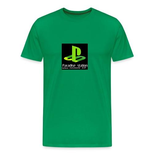 Paradise green - Men's Premium T-Shirt