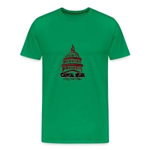 Capital Wear OG reissue - Men's Premium T-Shirt