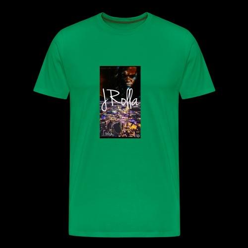 JRolla-Wish - Men's Premium T-Shirt