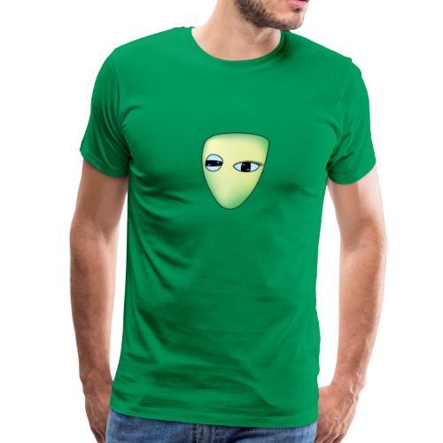 Green Raelien - Men's Premium T-Shirt