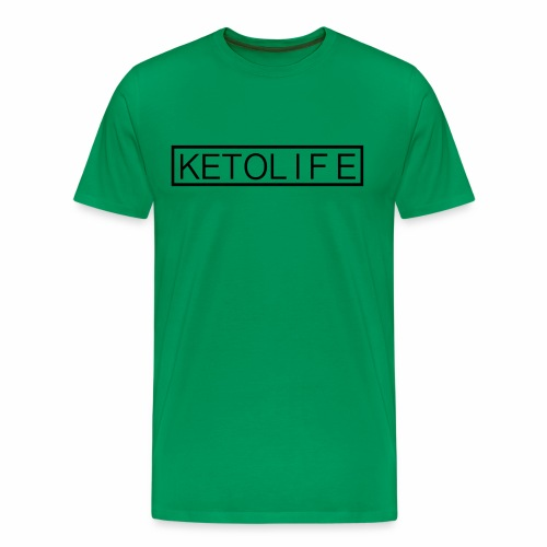 KetoLife - Men's Premium T-Shirt