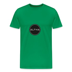 alpha team fitness - Men's Premium T-Shirt