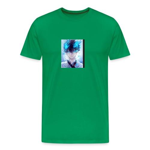 BlueWolf god - Men's Premium T-Shirt