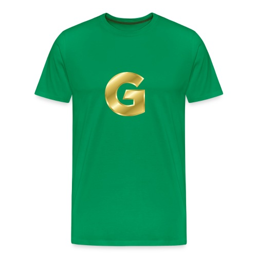 Golden G - Men's Premium T-Shirt